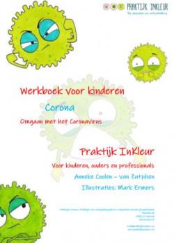 Werkboek voor kinderen - omgaan met het coronavirus   Vereniging ...