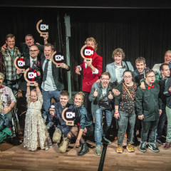 Uitreiking special media awards